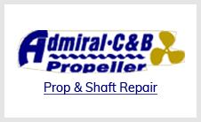 Admiral C&B Propeller